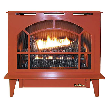 Buck Stove Townsend Terracotta LP Gas, NV S-TOWNSEND TRA-LP