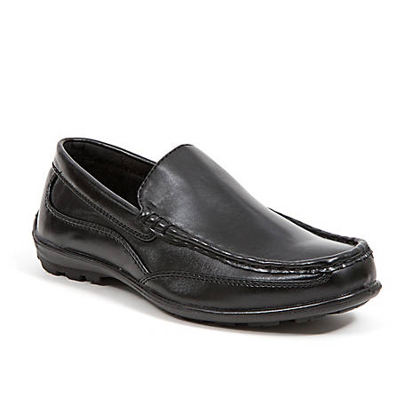 Deer Stags Boys Booster Loafer BSTR-HTEC