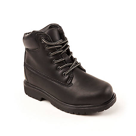 Deer Stags Boy's Mak2 Work Boot, MAK2-HTEC