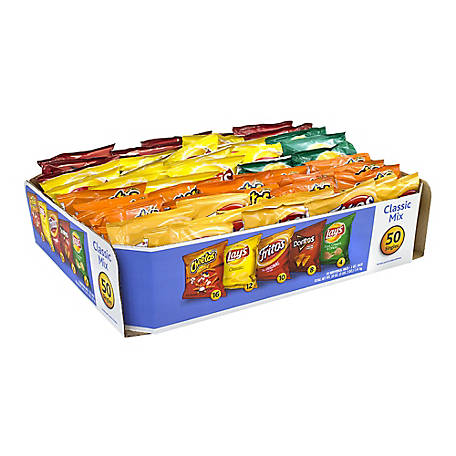 Frito-Lay Potato Chips Bags Variety Pack, 220-00403