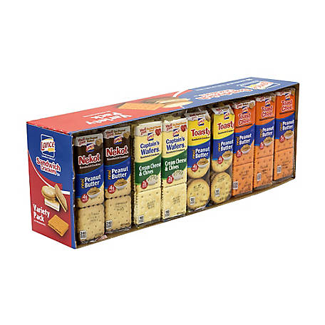 Lance Cracker Variety Pack 36 ct., 220-00400