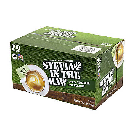 Stevia In The Raw Zero Calorie Sweetener, 220-00441