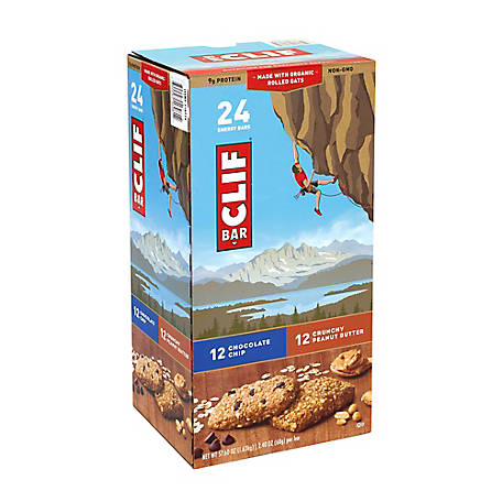 Clif Bar Clif Bar Energy Bar Variety Pack 24 ct., 220-00438