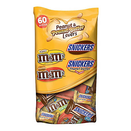 Mars Chocolate Peanut Peanut Butter Lovers, 225-00032