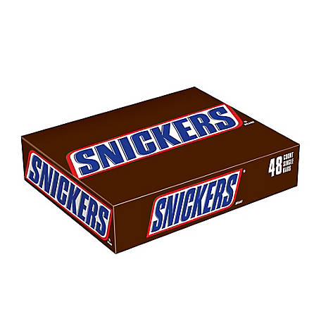 Snickers Snickers Bar, 48 ct., 209-01318