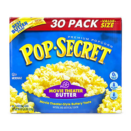 Pop-Secret Premium Popcorn Movie Theater, 220-00633