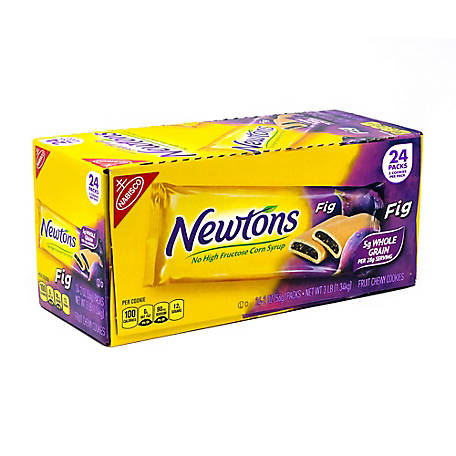 Nabisco Fig Newtons, 2 Pack - 24ct., 220-00462