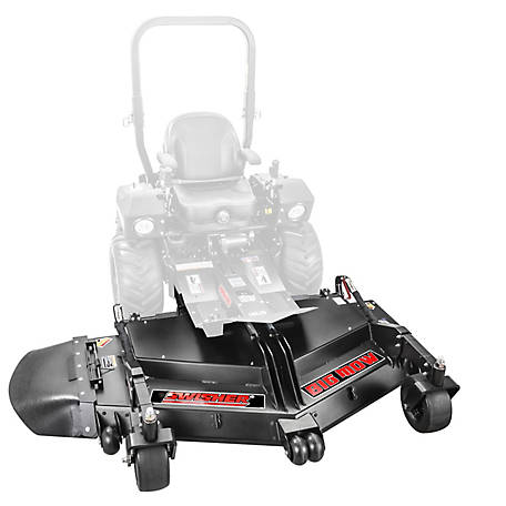Swisher Big Mow Commercial Pro 66 in. Front Mount Finish Cut Attachment, ZTR66FC