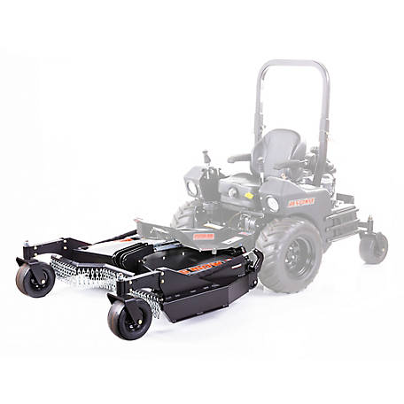 Swisher Big Mow Commercial Pro 51 in. Front Mount Rough Cut Attachment, ZTR51RC