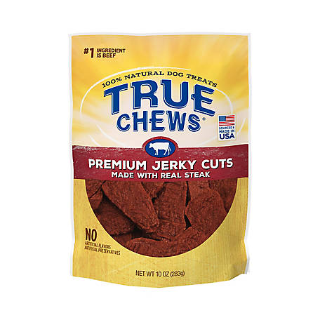 True Chews Steak, 10 oz., 10202062303, 10 oz.