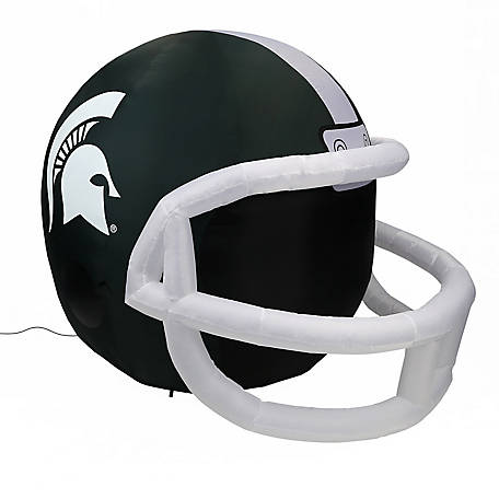 Fabrique Innovations Michigan State Spartans Inflatable Helmet, FI-31666