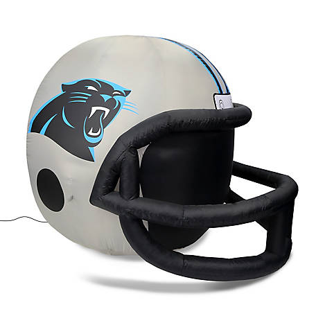 Fabrique Innovations Carolina Panthers Inflatable Helmet, FI-31705
