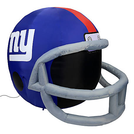 Fabrique Innovations New York Giants Inflatable Helmet1, FI-31721
