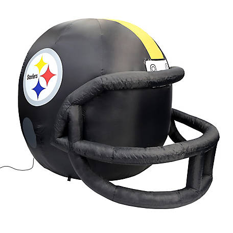 Fabrique Innovations Pittsburgh Steelers Inflatable Helmet, FI-31725