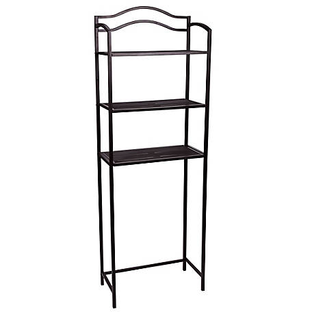 Household Essentials Over The Toilet 3 Tier Rack, 8050-1