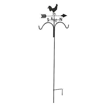 Royal Wing 78 in. Rooster Shepherd's Hook, 84680RW