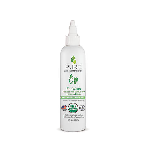 Pure and Natural Pet Ear Wash, PN228