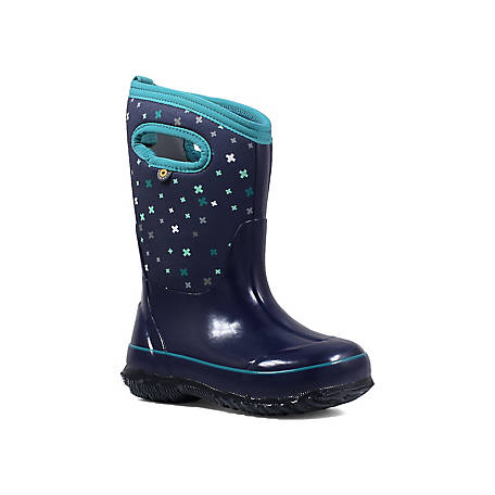 Bogs Girls' Kid's Classic Plus, 72278