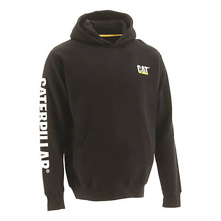 Caterpillar Men's Trademark Banner Hoodie Sweatshirt,1910709