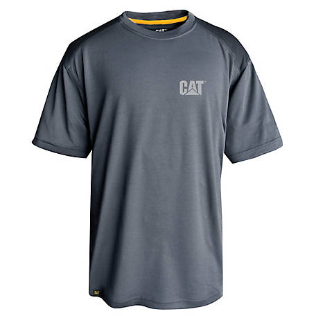 Caterpillar Men's Conquest Performance Tee Shirt, 1510272