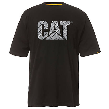 Caterpillar Men's Custom Logo Tee Shirt, 1510296