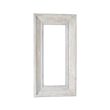 Household Essentials Rectangle Wall Mirror, 2374-1