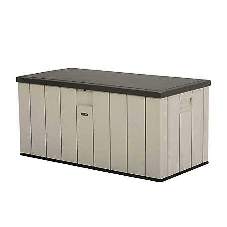Lifetime High-Density Outdoor Storage Box, 150 gal., 60254