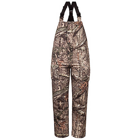 Huntworth Men's Heavyweight Hunting Bibs E-9260-HDN