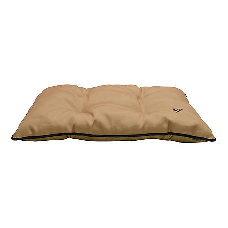 MuttNation Fueled by Miranda Lambert 31X41 Tufted Faux Burlap Bed, 100541435