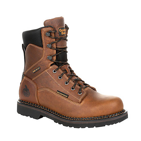 Georgia Men's Giant Revamp Waterproof Work Boot, Gb00318