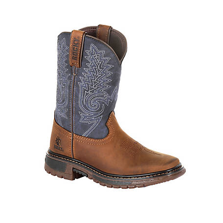 Rocky Kids FLX Ride Western Boot, RKW0255