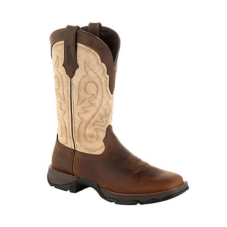 Durango Women's Lady Rebel By Durango Women's Brown Western Boot, Drd0332
