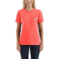 Shop Carhartt Women's WK87 Pocket Tee at Tractor Supply Co.