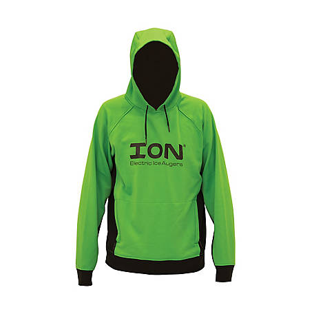 ION Unisex Men's ION Ice Fishing Performance Hoodie