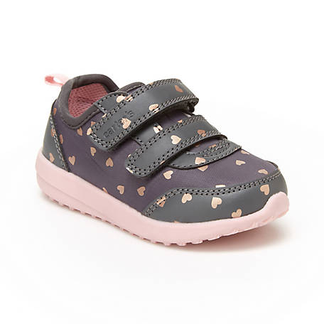 Carter's Ash Girl's Athletic Sneaker, CF193751