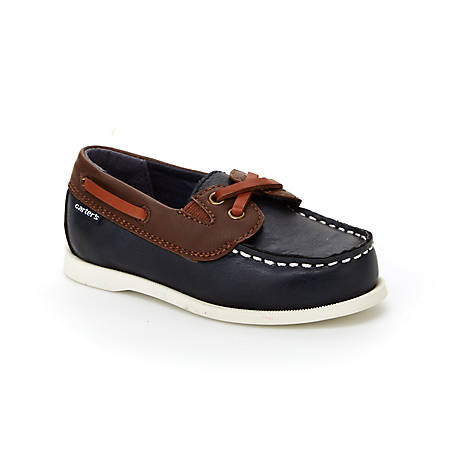 Carter's Bauk Boys Boat Shoe CS180853