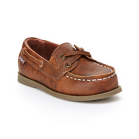 Carter's Boys Bauk2 Boat Shoe, CS191383