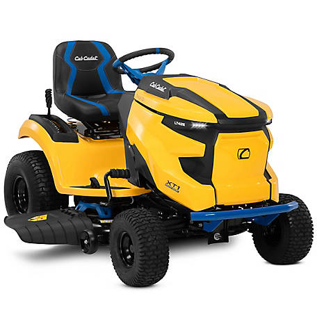 Cub Cadet LT42e Electric Riding Mower, 33ABA7CS710