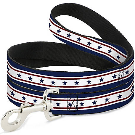 Buckle-Down Mericana Stars Stripes 6 Blue/White/Red, DL-6FT-W30193