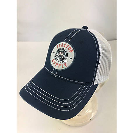 Tractor Supply Trucker Hat with Screen Printed Patch