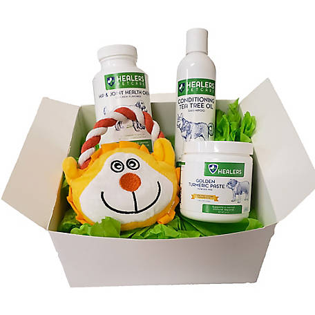 Healers Health Supplement Boxset for Joint Health - Includes Free Toy, 755366