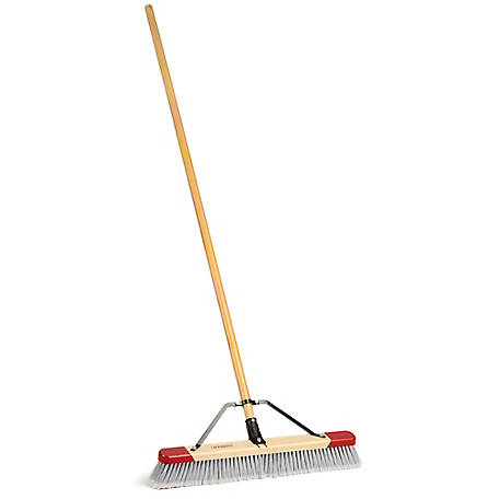 Harper 24 in. Push Broom Soft, 192224A