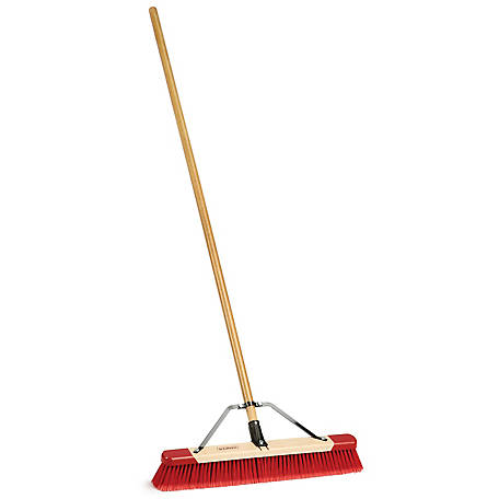 Harper 24 in. Push Broom Medium, 193424A