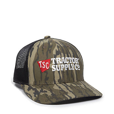 Tractor Supply Basic Camo Trucker Cap