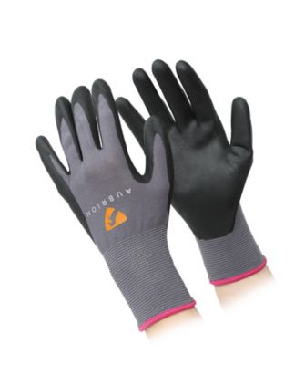Pink Shires All Purpose Yard Gloves