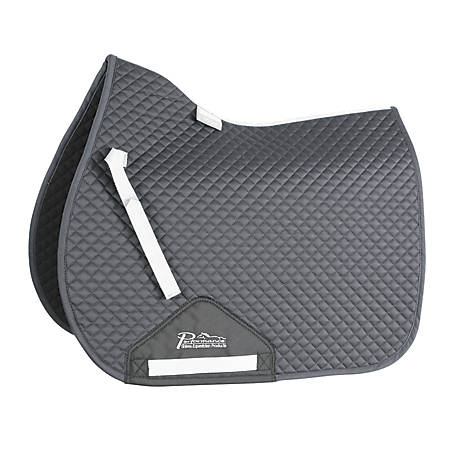 Shires Performance Saddle Pad, 5268-BLK