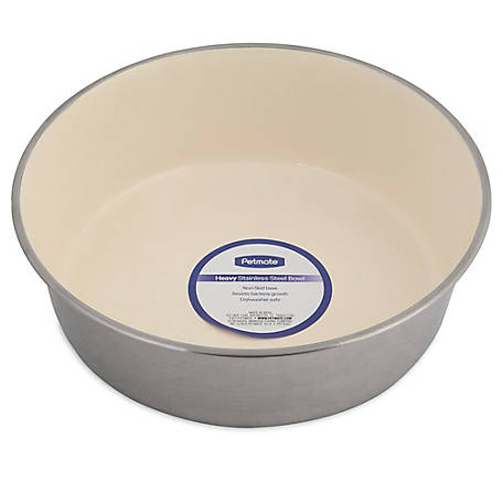 Petmate Heavy Bowl 91 oz., 43540