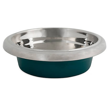 Petmate Easy Grip Bowl Ss 91 oz., 43543