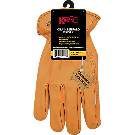 Kinco Buffalo Glove, 81