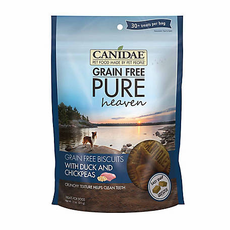 CANIDAE Biscuit Grain-Free Duck, 11 oz., 2317